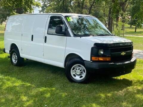2015 Chevrolet Express Cargo for sale at BROTHERS AUTO SALES in Hampton IA