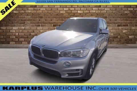 2015 BMW X5 for sale at Karplus Warehouse in Pacoima CA
