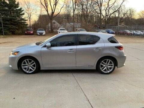 2015 Lexus CT 200h for sale at GOOD NEWS AUTO SALES in Fargo ND