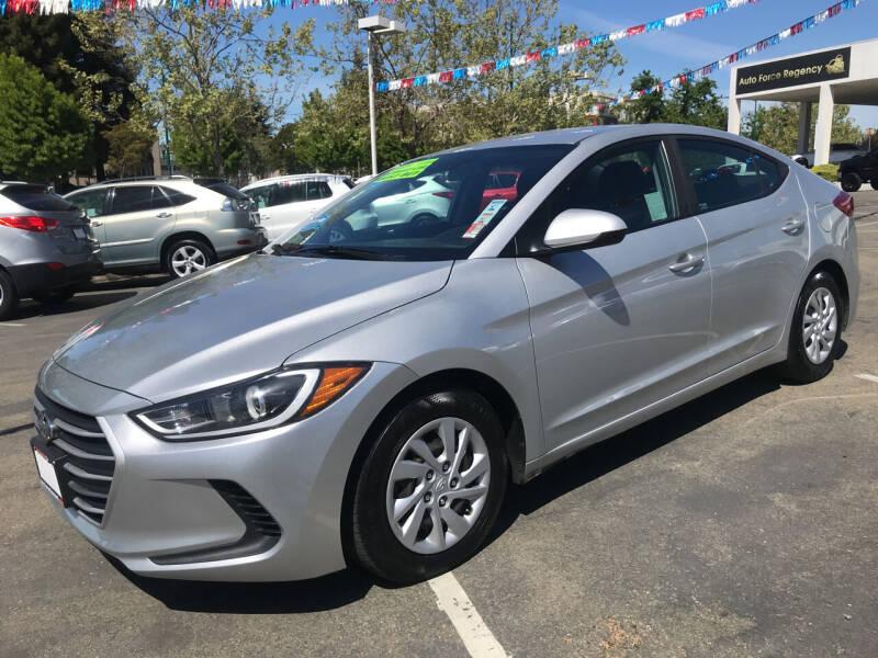 2018 Hyundai Elantra for sale at Autos Wholesale in Hayward CA
