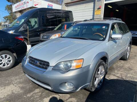 2005 Subaru Outback for sale at White River Auto Sales in New Rochelle NY