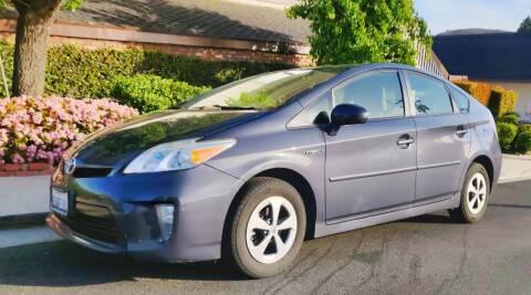 2012 Toyota Prius for sale at Apollo Auto El Monte in El Monte CA