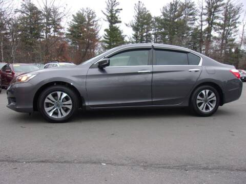 2015 Honda Accord for sale at Mark's Discount Truck & Auto Sales in Londonderry NH