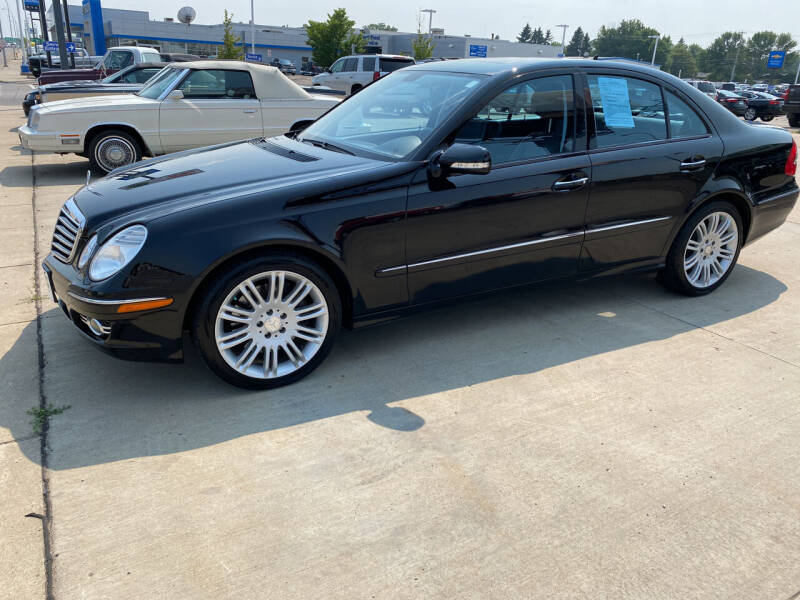 2008 Mercedes-Benz E-Class for sale at Murphy Motors Next To New Minot in Minot ND