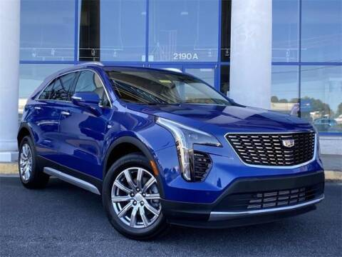 2021 Cadillac XT4 for sale at Capital Cadillac of Atlanta New Cars in Smyrna GA