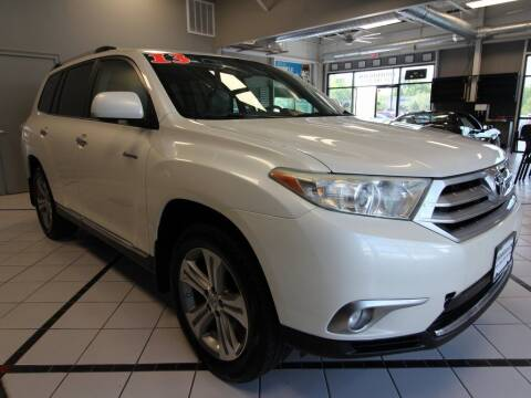 2013 Toyota Highlander for sale at Crossroads Car & Truck in Milford OH
