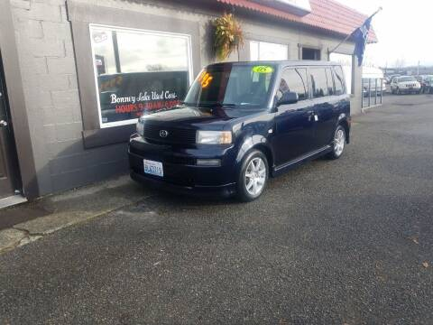 2005 Scion xB for sale at Bonney Lake Used Cars in Puyallup WA