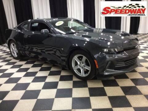 2018 Chevrolet Camaro for sale at SPEEDWAY AUTO MALL INC in Machesney Park IL