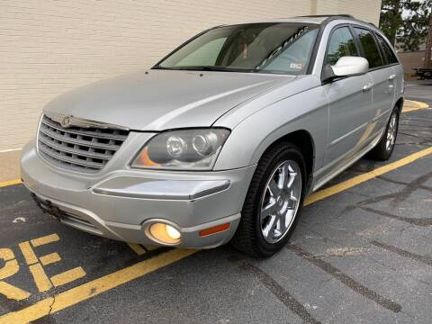 2005 Chrysler Pacifica for sale at Carland Auto Sales INC. in Portsmouth VA