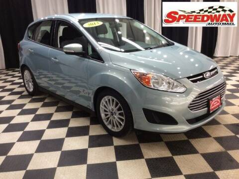2013 Ford C-MAX Hybrid for sale at SPEEDWAY AUTO MALL INC in Machesney Park IL