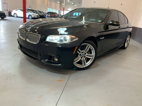2015 BMW 5 Series for sale at Auto Expo in Las Vegas NV