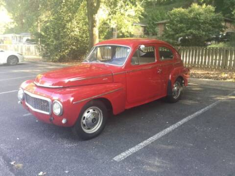 1962 Volvo PV544 for sale at Classic Car Deals in Cadillac MI