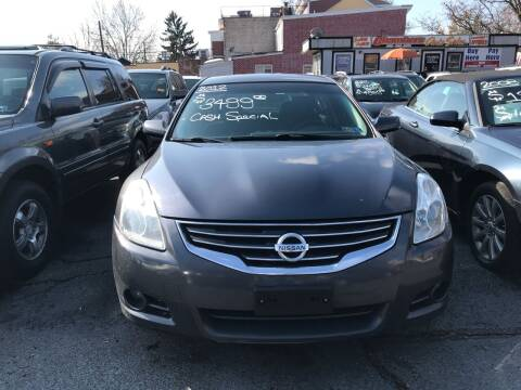 2012 Nissan Altima for sale at Chambers Auto Sales LLC in Trenton NJ