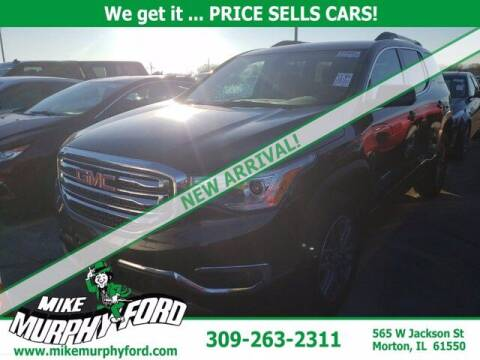 2017 GMC Acadia for sale at Mike Murphy Ford in Morton IL