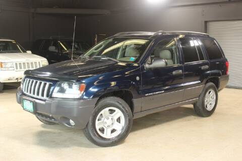 2004 Jeep Grand Cherokee for sale at AUTOLEGENDS in Stow OH