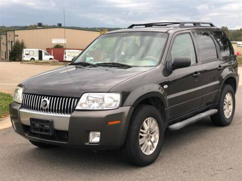 2005 Mercury Mariner for sale at Real Deal Auto in Fredericksburg VA