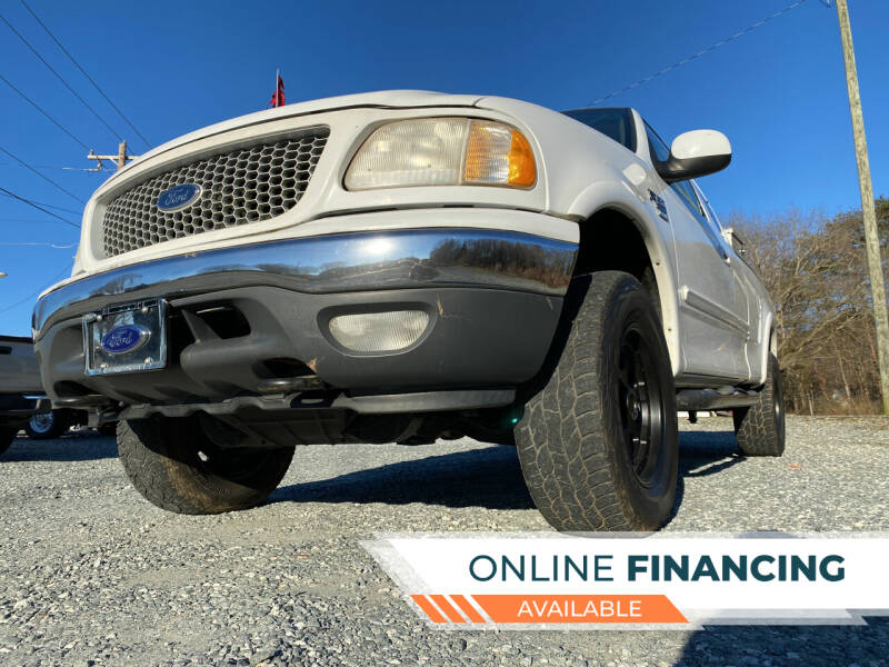 1999 Ford F-150 for sale at Prime One Inc in Walkertown NC