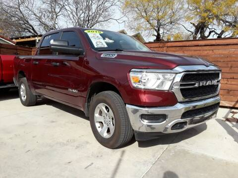 2019 RAM Ram Pickup 1500 for sale at Speedway Motors TX in Fort Worth TX