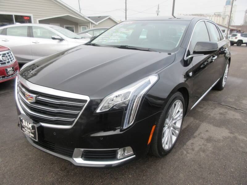 2019 Cadillac XTS for sale at Dam Auto Sales in Sioux City IA