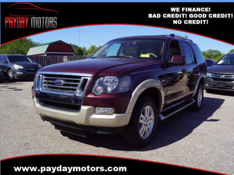 2006 Ford Explorer for sale at Payday Motors in Wichita KS