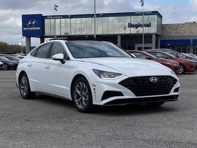 2021 Hyundai Sonata for sale in Broken Arrow, OK
