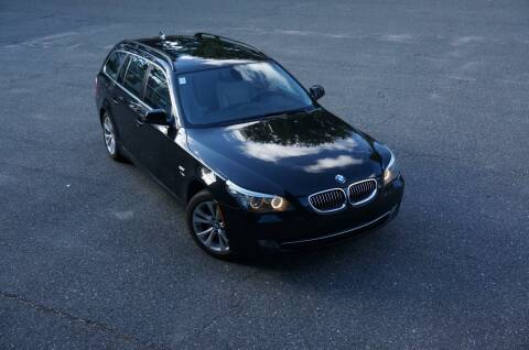 2010 BMW 5 Series for sale at EuroMotors LLC in Lee MA