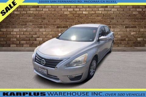 2013 Nissan Altima for sale at Karplus Warehouse in Pacoima CA