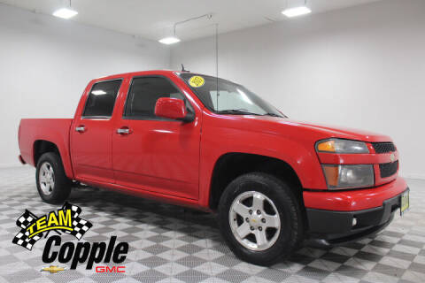 2011 Chevrolet Colorado for sale at Copple Chevrolet GMC Inc in Louisville NE