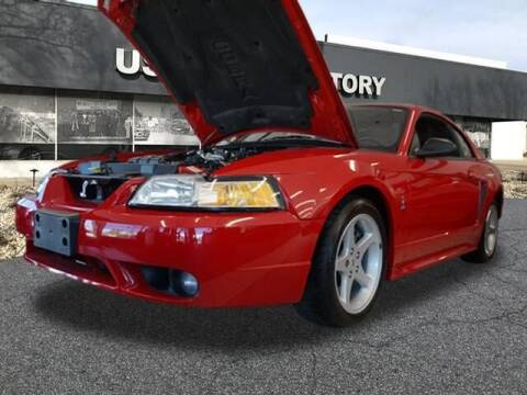 1999 Ford Mustang SVT Cobra for sale at JOELSCARZ.COM in Flushing MI