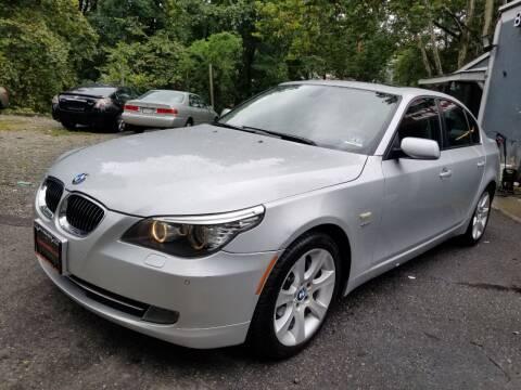 2009 BMW 5 Series for sale at Bloomingdale Auto Group in Bloomingdale NJ
