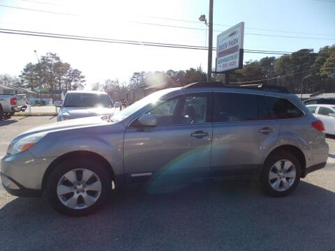 2010 Subaru Outback for sale at Deer Park Auto Sales Corp in Newport News VA