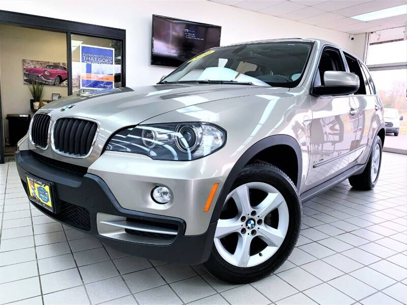 2010 BMW X5 for sale at SAINT CHARLES MOTORCARS in Saint Charles IL