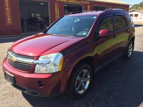 2007 Chevrolet Equinox for sale at INTERNATIONAL AUTO SALES LLC in Latrobe PA