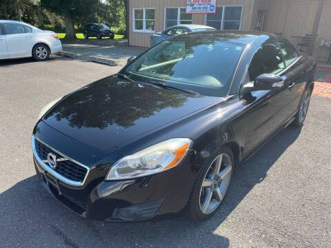 2012 Volvo C70 for sale at Suburban Wrench in Pennington NJ