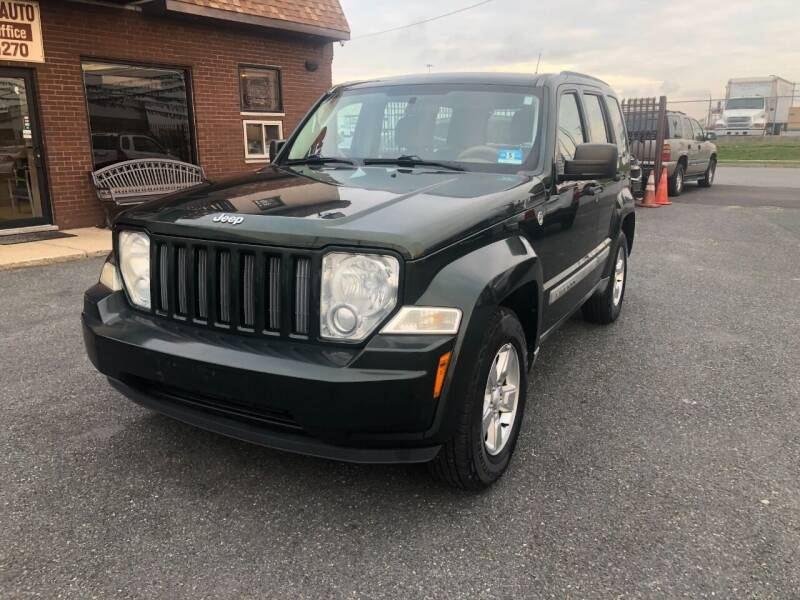 2011 Jeep Liberty for sale at Nicks Auto Sales in Philadelphia PA