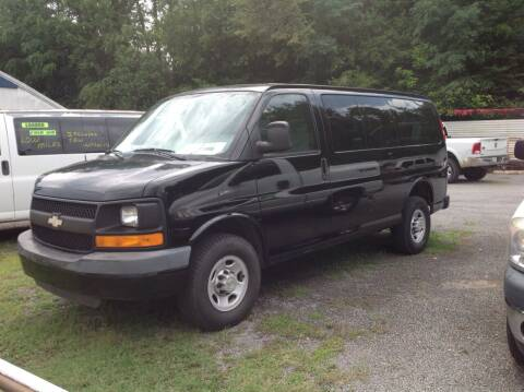 2009 Chevrolet Express Cargo for sale at GIB'S AUTO SALES in Tahlequah OK