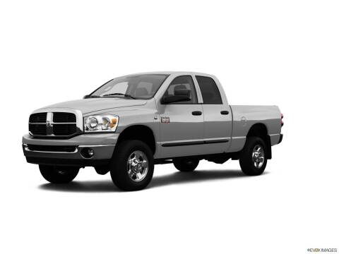 2007 Dodge Ram Pickup 2500 for sale at West Motor Company in Hyde Park UT