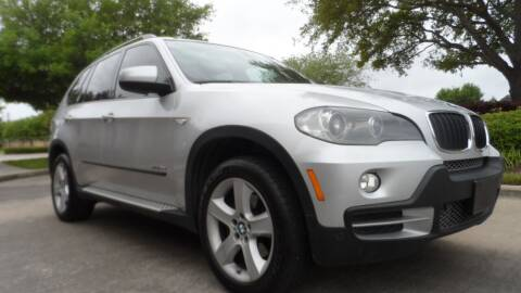 2010 BMW X5 for sale at Exhibit Sport Motors in Houston TX