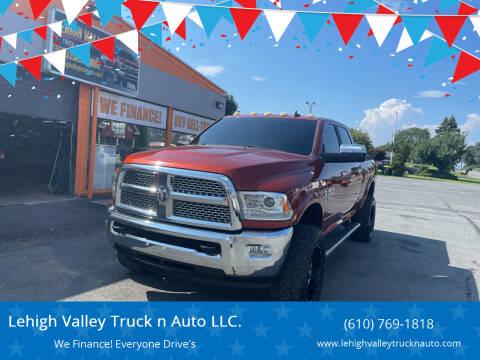 2013 RAM Ram Pickup 2500 for sale at Lehigh Valley Truck n Auto LLC. in Schnecksville PA