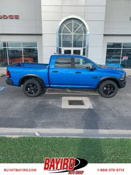2020 RAM Ram Pickup 1500 Classic for sale at Bayird Truck Center in Paragould AR
