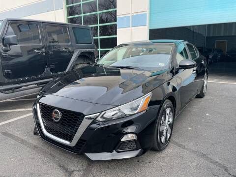 2020 Nissan Altima for sale at Best Auto Group in Chantilly VA
