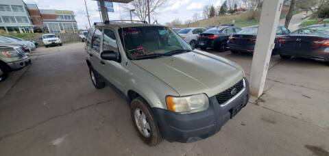 2003 Ford Escape for sale at Divine Auto Sales LLC in Omaha NE
