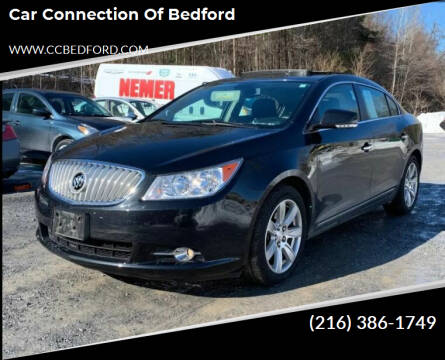 2011 Buick LaCrosse for sale at Car Connection of Bedford in Bedford OH