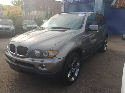 2006 BMW X5 for sale at Polonia Auto Sales and Service in Hyde Park MA