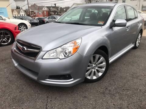 2012 Subaru Legacy for sale at Majestic Auto Trade in Easton PA