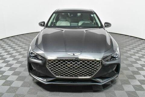 2021 Genesis G70 for sale at Southern Auto Solutions-Jim Ellis Hyundai in Marietta GA