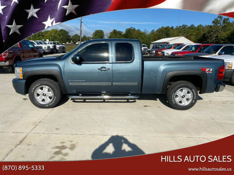 2011 Chevrolet Silverado 1500 for sale at Hills Auto Sales in Salem AR