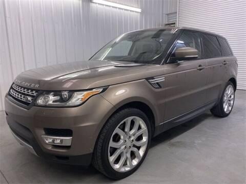 2015 Land Rover Range Rover Sport for sale at JOE BULLARD USED CARS in Mobile AL