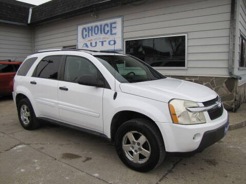 2005 Chevrolet Equinox for sale at Choice Auto in Carroll IA