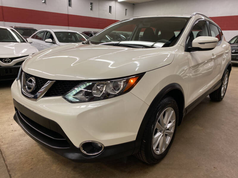 2017 Nissan Rogue Sport for sale at Columbus Car Warehouse in Columbus OH